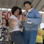 Video: Chubby Checker Celebrates 50 Years of Twisting