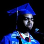 Video: First African American Male Valedictorian in Over a Decade Gives Moving Grad Speech