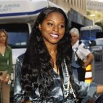 Report: Foxy Brown Flees Scene of Brawl