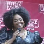 Video: Jill Scott Squashes Rumors of Maxwell Beef at Essence