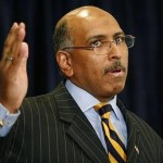 Michael Steele: 'I Ain't Going Anywhere'