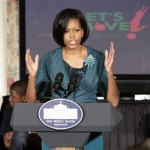 Michelle Obama to Host 'Let's Move!' Web Chat