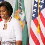 First Lady to Visit Gulf on Monday