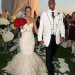 NBA's Paul Pierce Has Sunset Wedding in Calif.