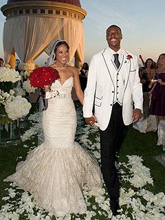NBA's Paul Pierce Has Sunset Wedding in Calif. | EURweb