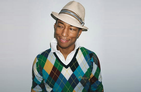 Pharrell Williams 2010