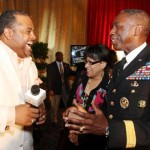 Video: Roland Martin Interviews On The Red Carpet At The McDonald's 365Black Awards