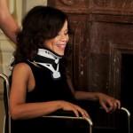 Video: Wheelchair-Bound Rosie Perez Reveals Surgical Scar
