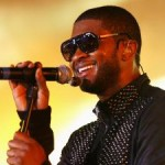 Usher's Gonna Sing in Chinese to the Chinese