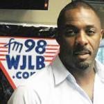 Photos, Video & Audio: Idris Elba Visits WJLB in Detroit to Discuss 'Takers' Film