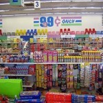 Walmart Meets Its Match: Dollar/99 Cents Stores