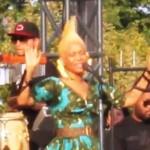 (Video) Erykah Badu Brings the Funk to Lollapalooza