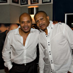 Photos: Radio Host Lenny Green Visited by All-Stars on His Show 'KISSing After Dark'