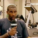 Video: Amar'e Stoudemire Discusses His Jewish Roots