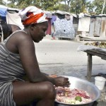 Homelessness and Hopelessness Abounds in Haiti post January Quake