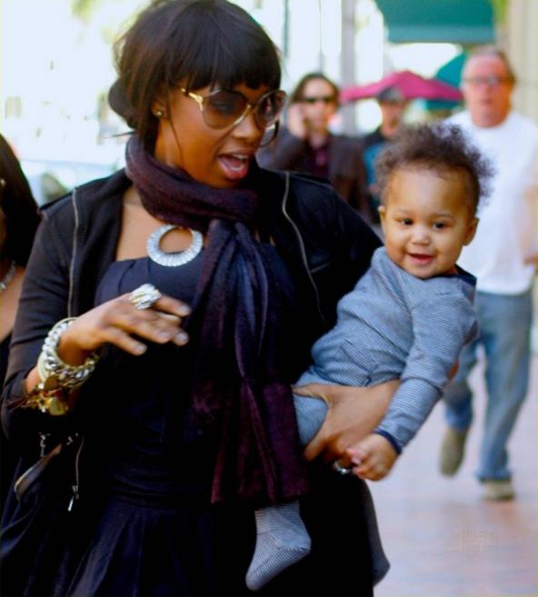 J-Hud's Baby Has Wrestling-Themed B'Day Bash | EURweb