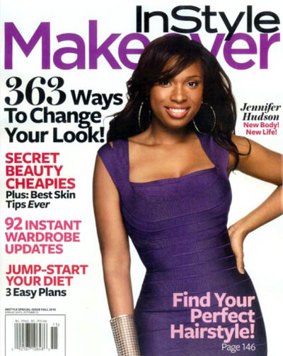 Jennifer Hudson graces the