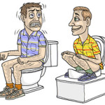 Taking a Dump is Bad for Your Health