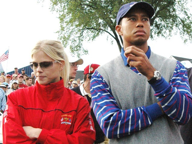tiger woods elin divorce Tiger And Elin Make The Big D Official