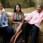 Ed Gordon Interviews Steve Harvey in BET Return