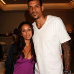 Gloria Govan Denies Abuse by Fiancé Matt Barnes