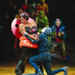 Cirque's Michelle Matlock: Three Times a Lady(Bug) in 'Ovo'