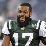 Jets Receiver Braylon Edwards Busted for DWI