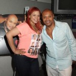Faith Evans Visits Lenny Green's KISSing After Dark