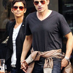 Halle Berry, Olivier Martinez Take PDA to London