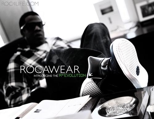 jay z releasing rocawear r sneaker 1 Jay Z Presents New Rocawear Looks