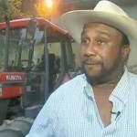 Video: Black Farmer Trucks his Tractor to Capitol Hill to Make Point