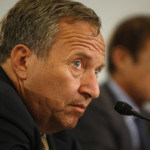 Report: Larry Summers to Exit White House After Nov. Elections