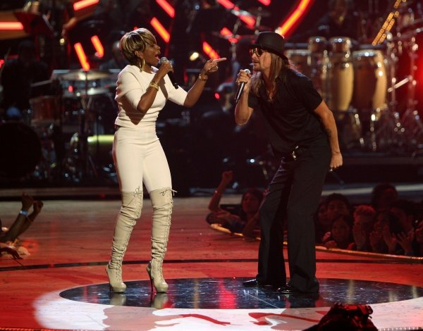 maryjkid Mary J Blige Doing Country Music
