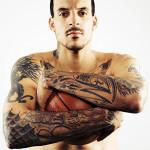 NBA's Matt Barnes Booked for Domestic Violence