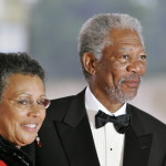 Enquirer: Morgan Freeman's Ex-Wife to Pen Tell-All
