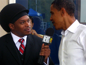 Obama Sway President Obama On MTV And BET