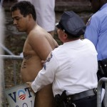 Streaker at Obama Rally to be Paid 'Extremely Handsomely'