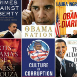 Obama Hate Books Pile Up