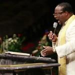 Eddie Long Church Members Speak … But Don't Say Anything