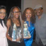 Raptress PYT Takes Home Two Awards at LA 'Uplifting Minds II' Talent Competition