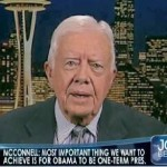 Video: Jimmy Carter Says Obama's Re-election Prospects Should Improve After Elections