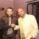 John Legend, Supermodel Beverly Johnson Visit KISSing After Dark with Lenny Green