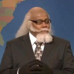 Jokey Joke/Video: SNL Spoofs Jimmy 'The Rent Is Too Damn High!' McMillan