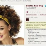 Kohl's Removes Its 'Ghetto Fab' Wig from Halloween Line-up