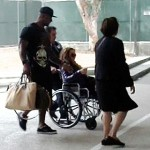 Photos: Mariah Carey in Wheelchair after Stage Fall