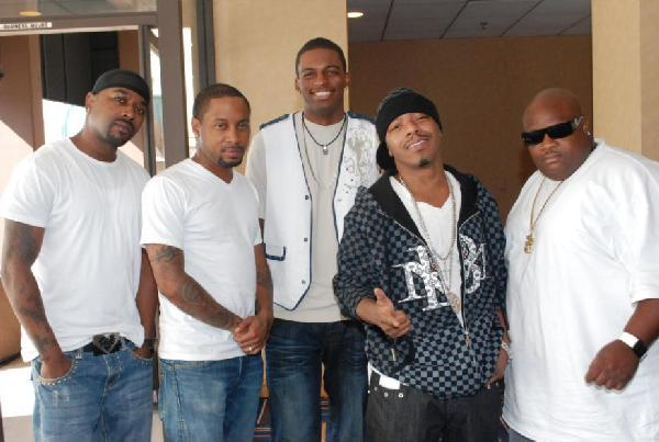 The pulse of entertainment trueful dru hill and h town shut it