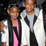 Willow and Jaden Smith Support AIDS Families