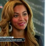 Video:  Beyonce Interviewed on ESPN's Sports Center