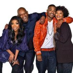Audio: Brandy, Ray-J Sing with Parents on New Track