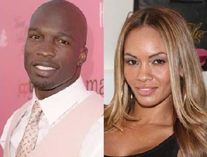 chad ochocinco johnson & evelyn lozada